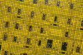 Yellow circuit board Royalty Free Stock Image