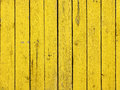 Yellow Colored Old Wood Plank ...