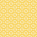 Yellow colors damask style pattern design original and symbol series Stock Photos