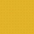 Yellow colors plaid pattern korean traditional pattern design s series Royalty Free Stock Photography