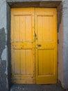 The Yellow Door of Riommagiore
