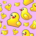 Yellow duck design image