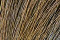 Yellow and gold straw broom pattern wallpaper background abstract concept. Rural enviroment Royalty Free Stock Photo