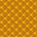 Yellow gold texture vector seamless background geometric Stock Photography