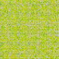 Yellow and green blocks pattern Royalty Free Stock Images