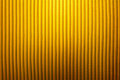 Yellow lamp shade texture background Royalty Free Stock Photos