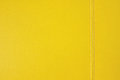 Yellow leather texture Stock Photos