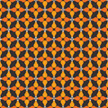 Yellow orange pattern background stock Stock Photography