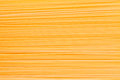 Yellow pasta texture Stock Photo