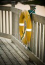 Yellow Saver Stock Image