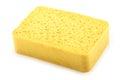 Yellow Sponge Royalty Free Stock Photo