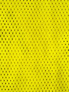 Yellow sports jersey mesh background Stock Photos