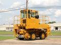 Yellow Street Spraying Construction Equipment
