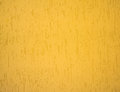 Yellow texture wall finish a Stock Image