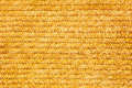 Yellow wicker plaiting bright for background or texture Stock Images