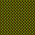 Yellow wire netting background Stock Photos