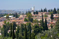 Yemin Moshe  neighbourhood Jerusalem - Israel Royalty Free Stock Photo