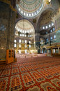 Yeni Cami (New Mosque) in Istanbul, Turkey Stock Photography