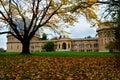 Yerkes Observatory, Fall Royalty Free Stock Photo
