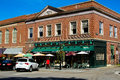 Yesterday s the place restaurant and brew pub world famous located on historic washington square in newport rhode island Stock Images