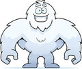 Yeti Smiling Royalty Free Stock Images
