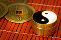 Yin-yang Royalty Free Stock Photo