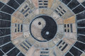Yin yang, fengshui Royalty Free Stock Photo