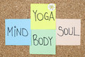 Yoga Mind Body Soul