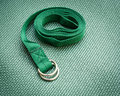 Yoga strap Royalty Free Stock Images