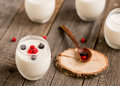 Yoghurt Royalty Free Stock Photo
