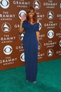 Yolanda adams at the th annual grammy awards staples center los angeles ca Stock Image