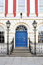 York Mansion House Royalty Free Stock Photo