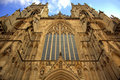 York Minster Cathedral Royalty Free Stock Photography
