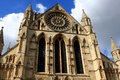 York minster england a cathedral in Royalty Free Stock Photo