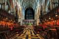York minster indoor environment home furnishing Stock Images
