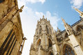 York minster in the nice day Royalty Free Stock Image