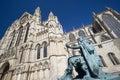 York Minster - York - England Stock Images