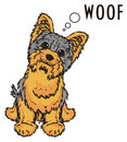 Yorkie and word