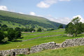 The Yorkshire Dales Royalty Free Stock Photo