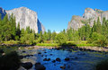 Yosemite Royalty Free Stock Photo