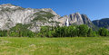 Yosemite valley, California Royalty Free Stock Photo