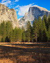 Yosemite Valley Landscape Royalty Free Stock Images