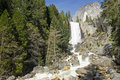 Yosemite Waterfall Royalty Free Stock Images