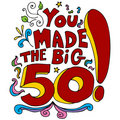 You Made The Big 50 Royalty Free Stock Photos