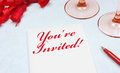 You're Invited! Royalty Free Stock Photo
