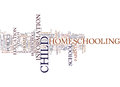 Are You Ready To Homeschool Your Child Yet Word Cloud Concept Royalty Free Stock Photo