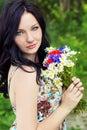 Young Beautiful Elegant Girl, ...