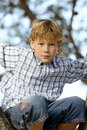 Young boy Royalty Free Stock Image