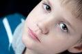 Young Boy Close-Up portrait