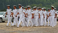 The young Chinese sailors